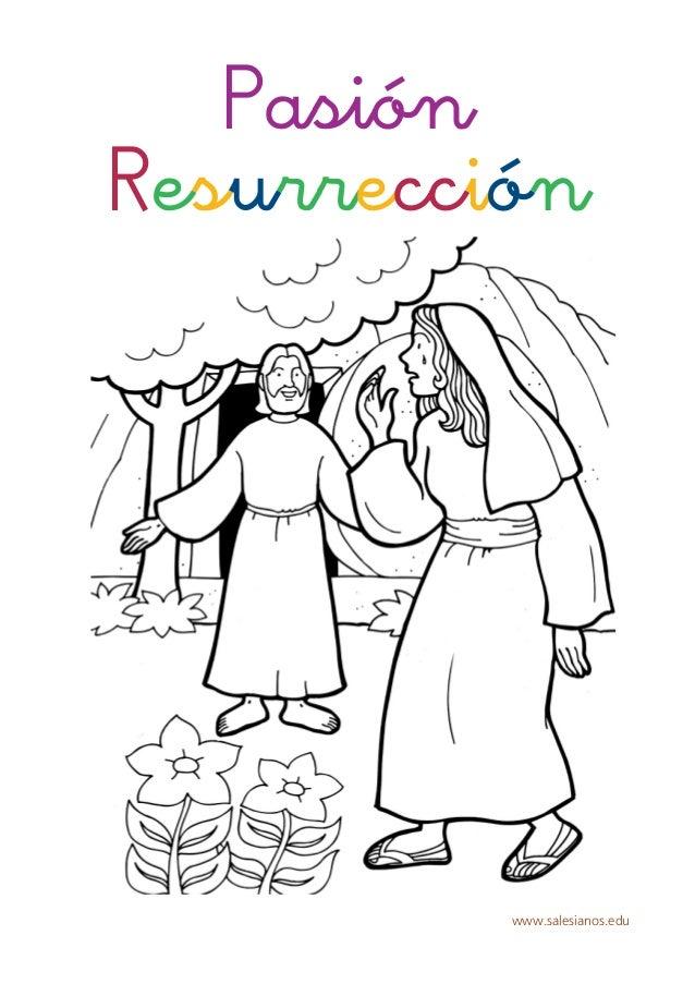 www.salesianos.edu Pasión Resurrección