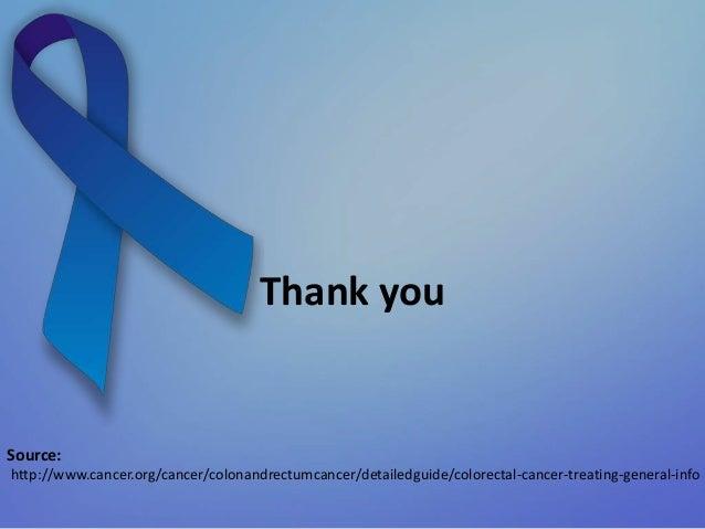 Colorectal Cancer Treatment Options