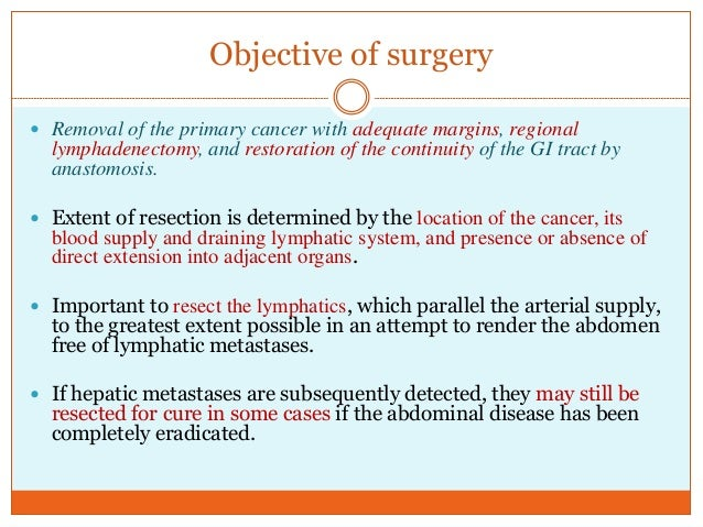 Colo Rectal Carcinoma At A Glance