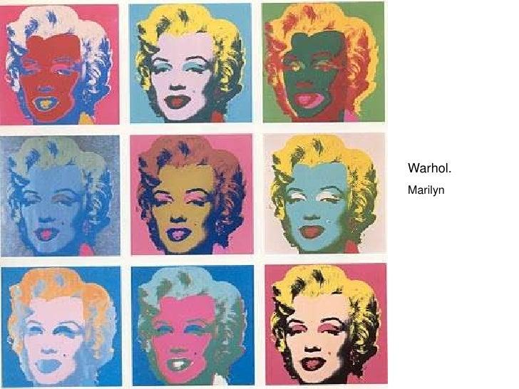 Warhol. Marilyn