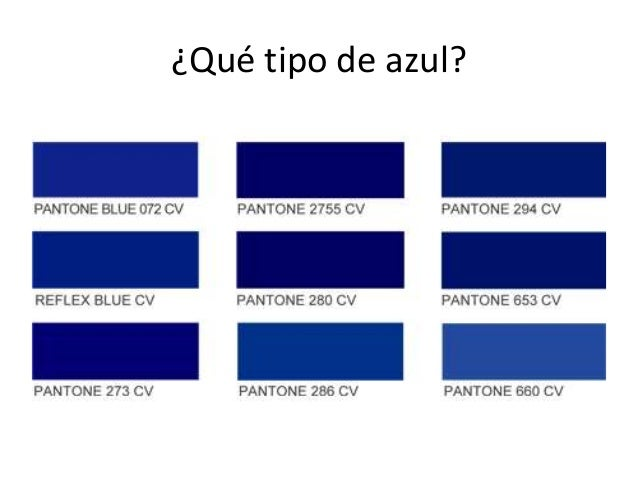 Color en el interiorismo for Colores de pintura azul