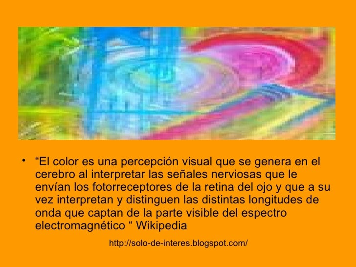 Colores Slide 2