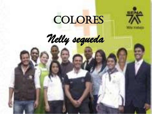 colores Nelly sequeda