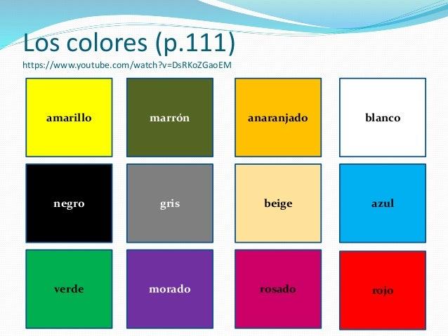 Colores - Colores que combinan con wengue ...