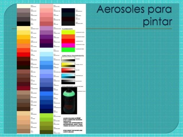 Colores fluorescentes for Gama de colores vivos