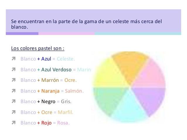 Colores pasteles - Como hacer colores ...