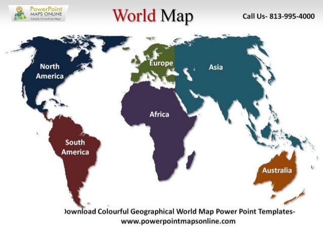 Online colorful geographical world map powerpoint online colorful geographical world map powerpoint i ffi5of gumiabroncs Choice Image