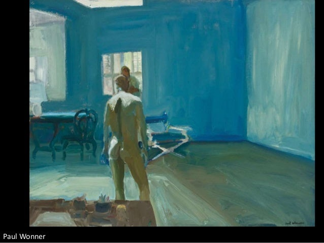 Painting Using A Monochromatic Color Scheme