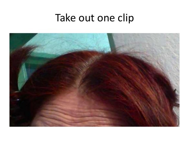 Color hair with henna