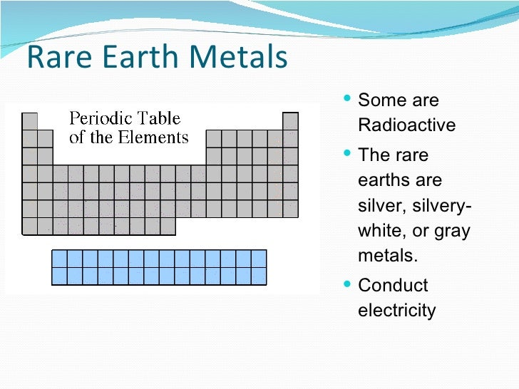Coloring the periodic table families rare earth metals urtaz Image collections
