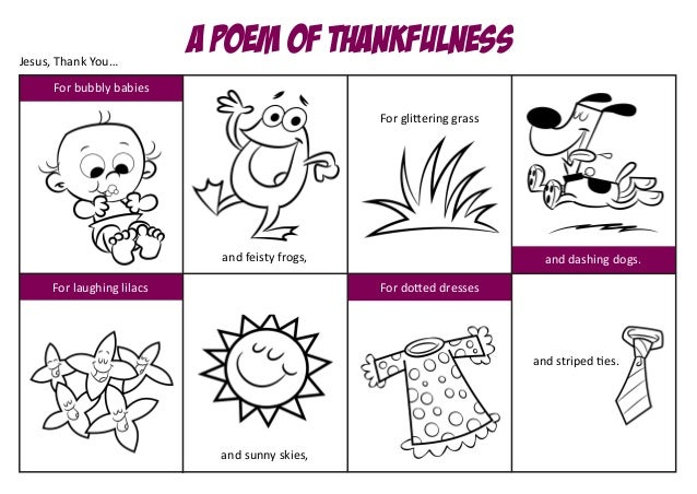 Coloring pages a poem of thankfulness and dashing dogs for bubbly babies and feisty frogs for glittering grass for laughing