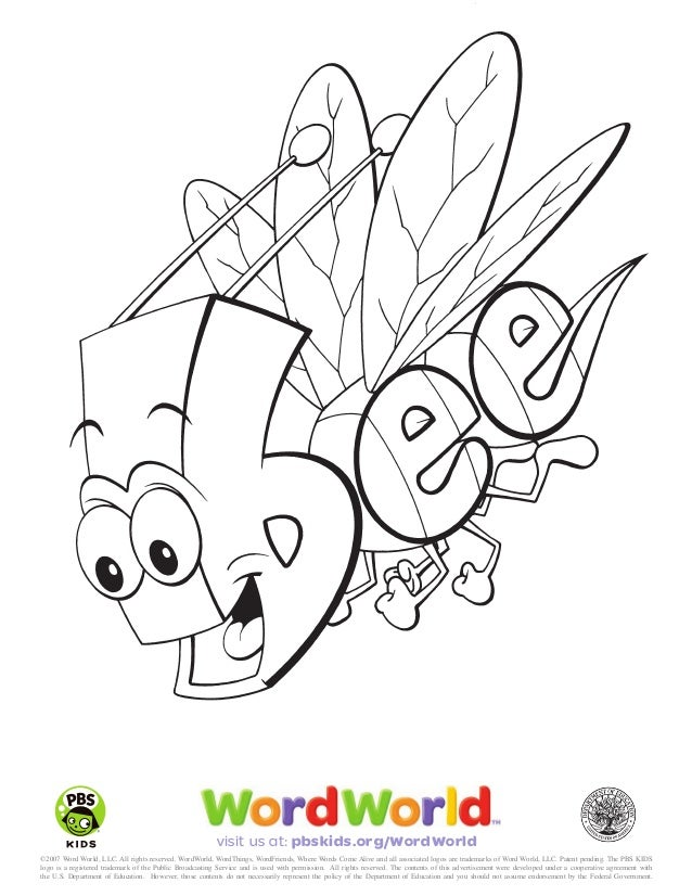 Word world coloring pages printable coloring page for Word world coloring page
