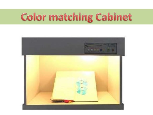 Color Matching Cabinet booth for visual assessment of color under 6 standard lights, folding body and button switch. Suita...