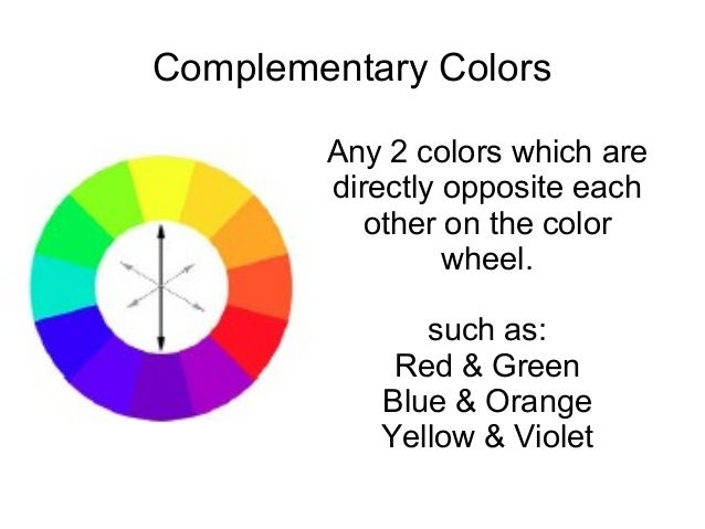 Color Presentation Intro To Art