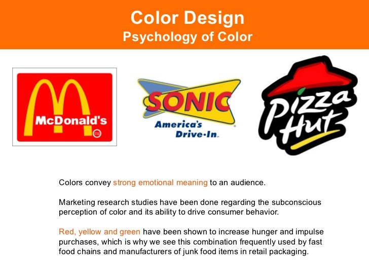 Color Design Psychology ...