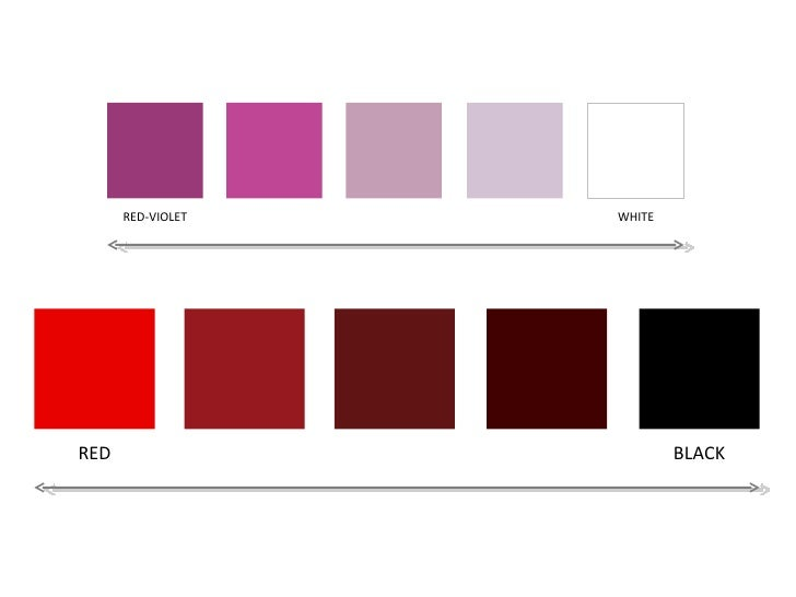 Examples Of Color Schemes color scheme examples