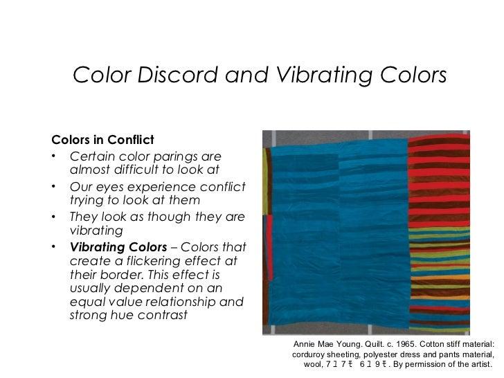 ... 27. Color Discord ...