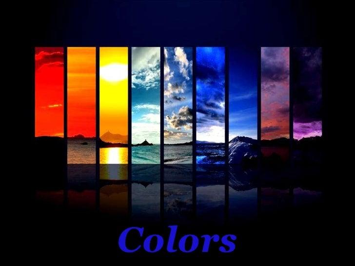 Colors<br />