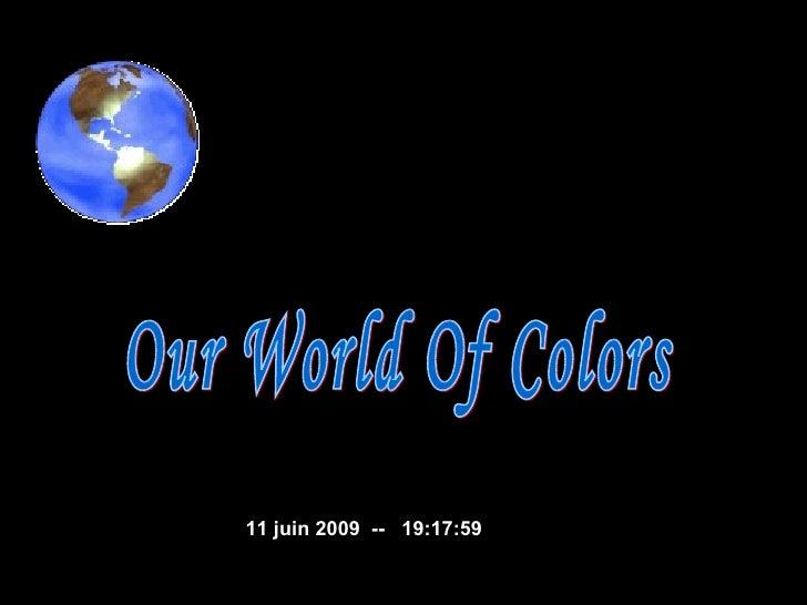 11 juin 2009 -- 19:17:59
