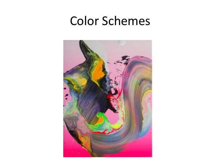 Color Schemes<br />