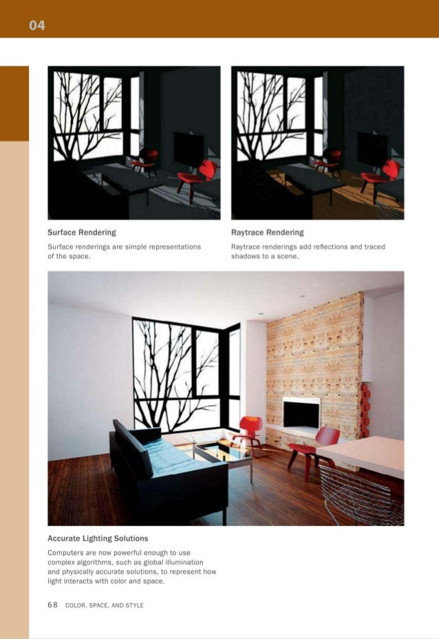 Color, Space and Style