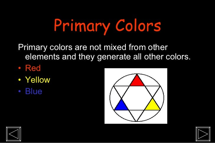 Color theory 4 primary colors fandeluxe Gallery