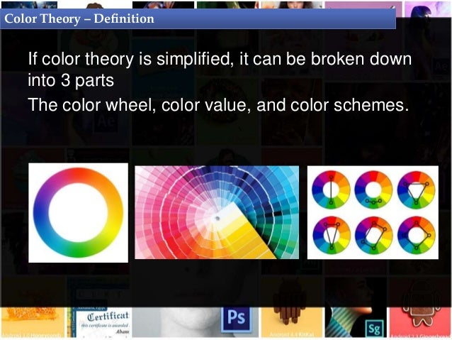 4 If Color Theory