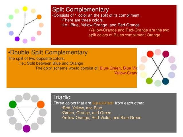 9 ODouble Split Complementary