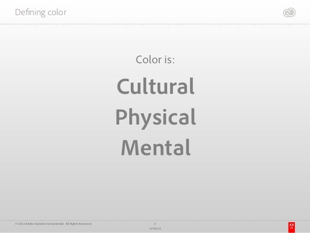 Theory of Color Masterclass