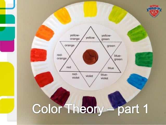 Color Theory: Overview • Color is one of the most expressive elements because • its quality affects our emotions directly ...