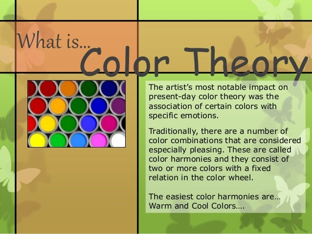 AHSArt Color Theory Drawing Painting