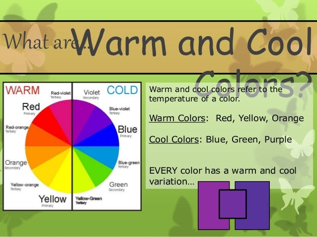 6 What AreWarm And Cool Colors