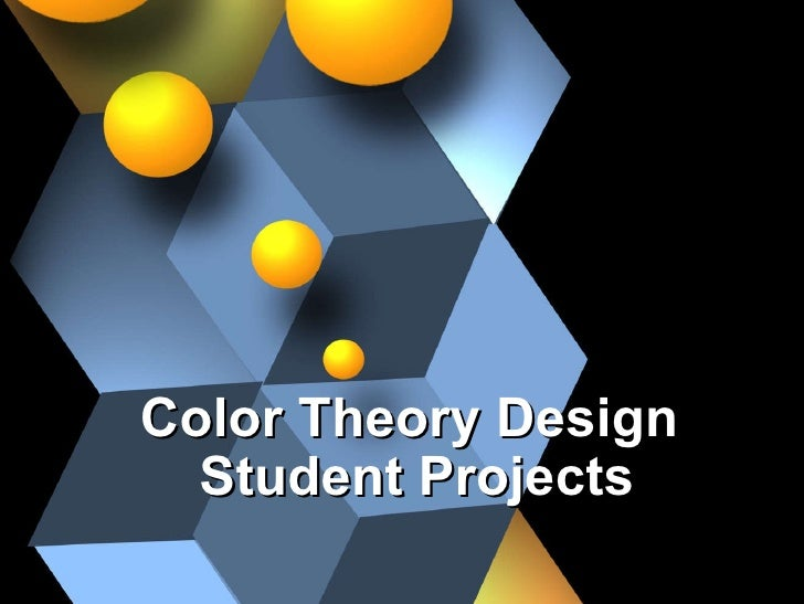 Color Theory Project Presentation