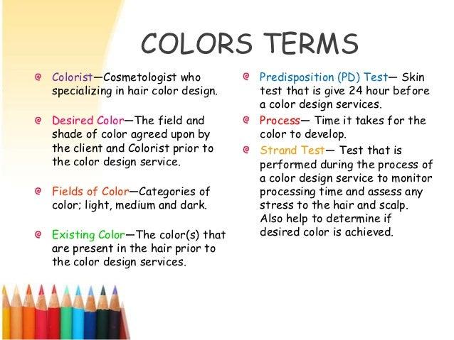 Hair Color Predisposition Test