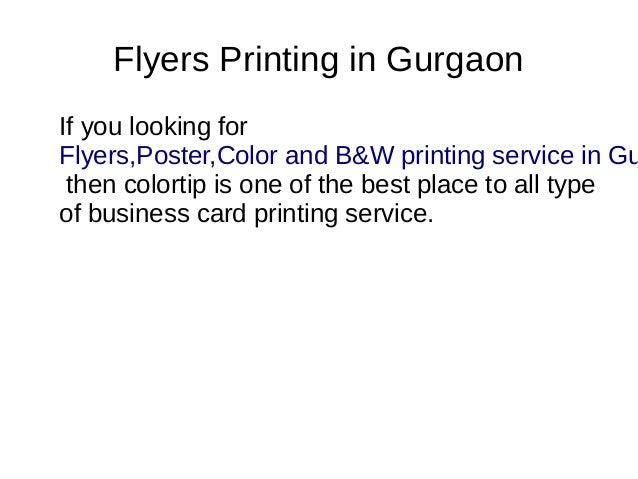 Flyers poster color bwbusiness card printing in gurgaon 2 flyers printing in gurgaon reheart Images