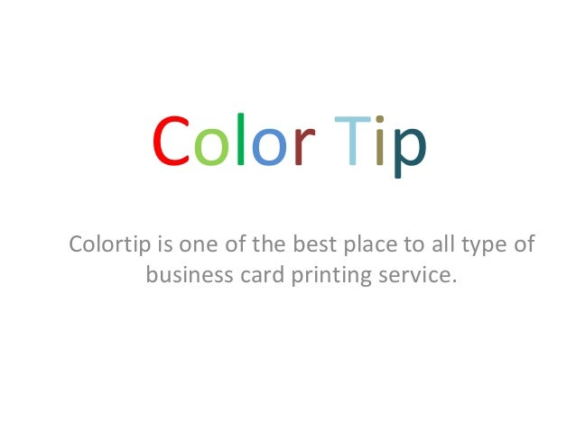 Flyers poster color bwbusiness card printing in gurgaon color tip colortip is one of the best place to all type of business card printing business card printing in gurgaon reheart Images