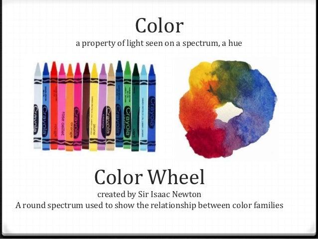 Element of Art - Color Slide 2