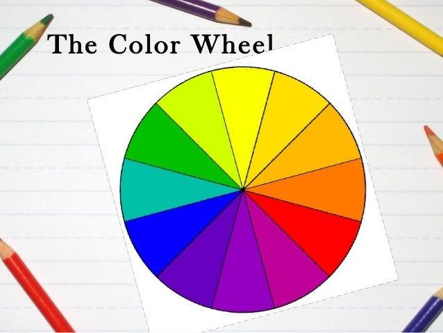 The Color Wheel Slide 2