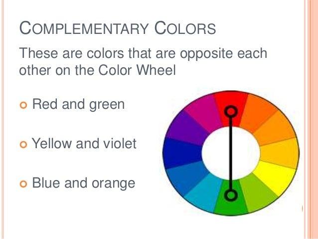 Color Wheel Colorscheme