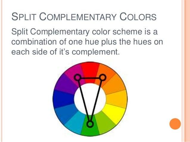 Colorwheel colorscheme - Split complementary color scheme ...