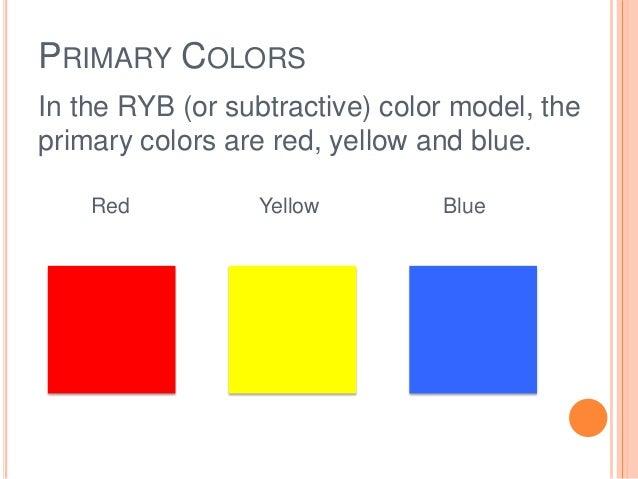 Colorwheel colorscheme for Primary color scheme