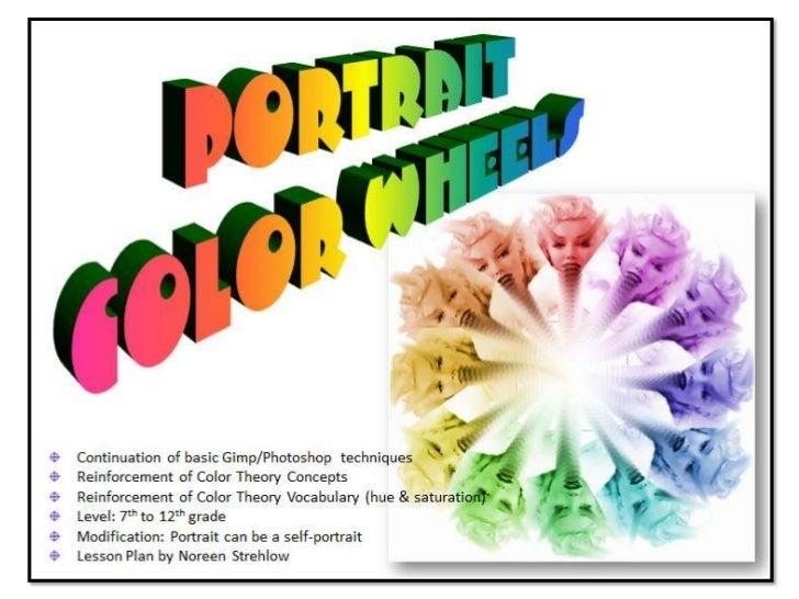 Portrait Color Wheel