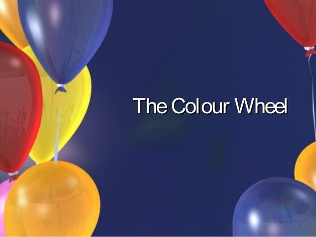 TheColour WheelTheColour Wheel
