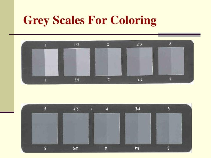 change colours in pdf to grey