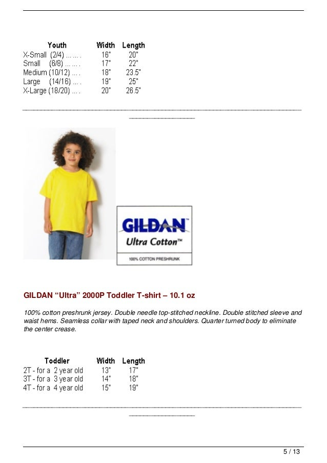 Gildan youth size chart erkal jonathandedecker com