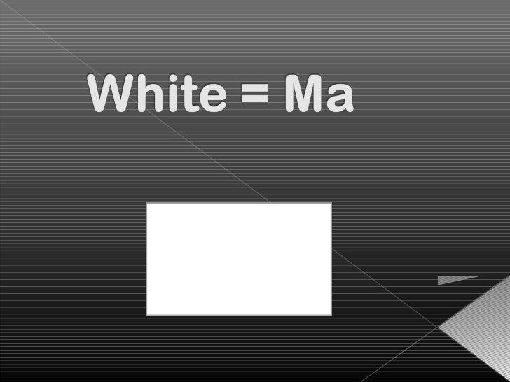 Colour in Maori Part Two