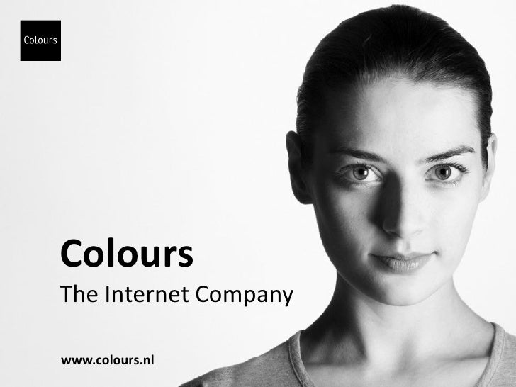 Colours The Internet Company  www.colours.nl