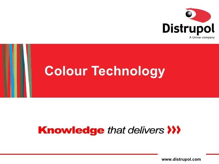 Colour Technology
