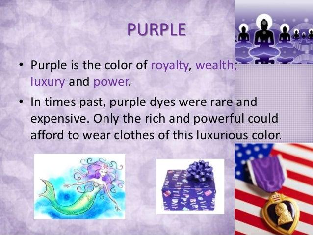 Colour Theory Symbolism