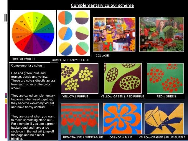 Colour Schemes By Adeeba Afreen